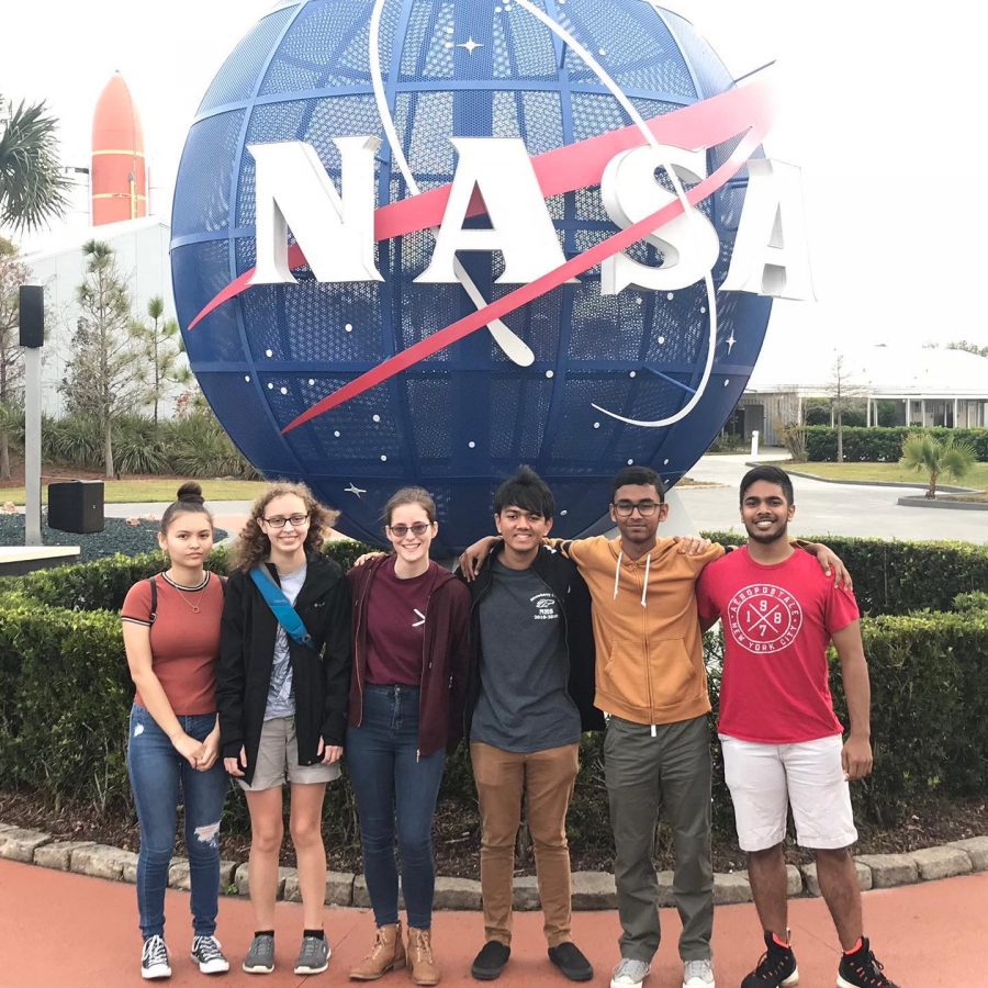 NASA's Upcoming Teen Astronauts